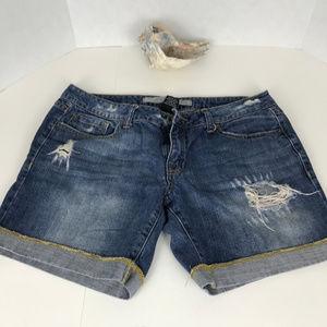 Women's Sz 5 Refuge Jean Shorts